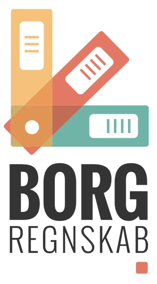 Styr på regnskabet – Giver ro i maven Logo